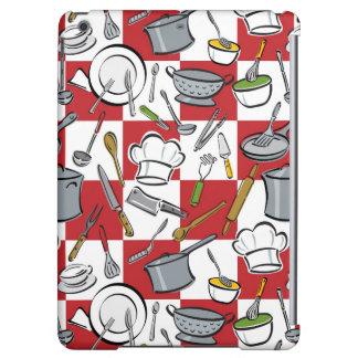 Contrôle d'outils de cuisine