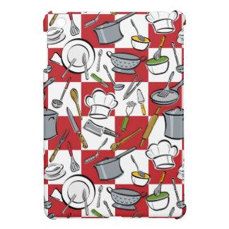 Contrôle d'outils de cuisine coque iPad mini