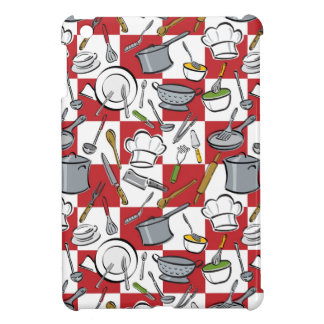 Contrôle d'outils de cuisine étuis iPad mini