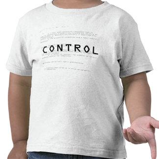 Contrôle T-shirt