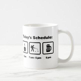 Contrôleur de parasite mug