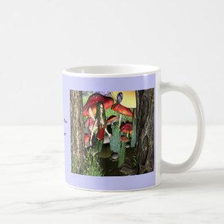 Conversation avec l'insecte de dame mug