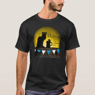 Conversation Oktoberfest Noir T-shirt