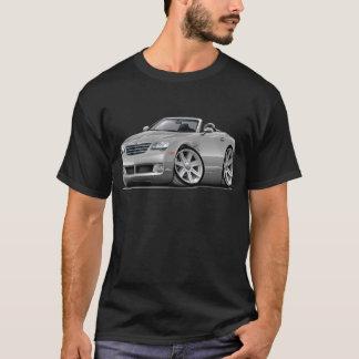 Convertible argenté de courant perturbateur t-shirt
