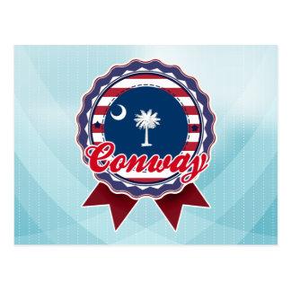 Conway, Sc Cartes Postales