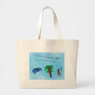 Cool, amusement, sac fourre-tout durable à barre d