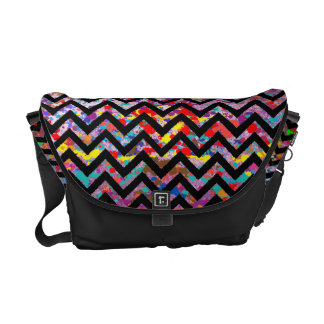 Cool artistique Chevron PatternCool Sacoches