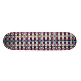 Cool coloré brillant intéressant planches à roulettes