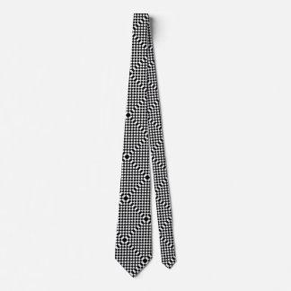 Cool géométrique Geeky CricketDiane d'illusion Cravate