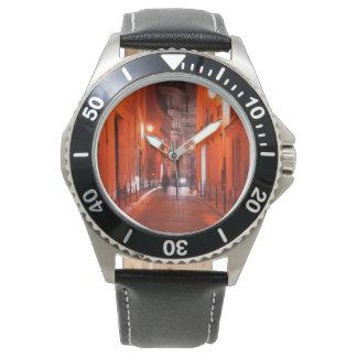 Cool, photo urbaine et moderne de mode de vie montres bracelet