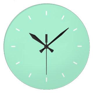 Coordination de la meilleure qualité en bon état grande horloge ronde