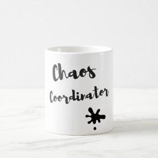 Coordonnateur de chaos mug