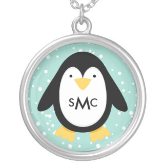 Copain de pingouin collier