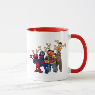 Copains de Joyeux Noël Mugs