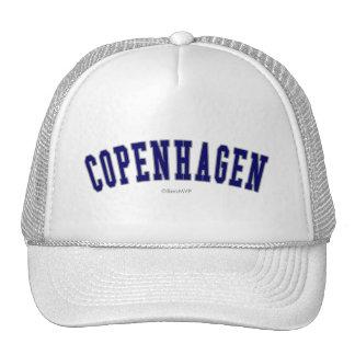 Copenhague Casquette