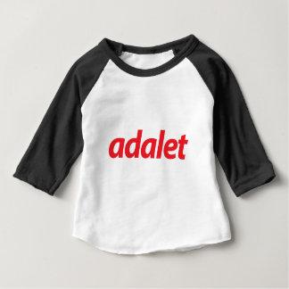 copie adalet_2500X5000 T-shirt Pour Bébé