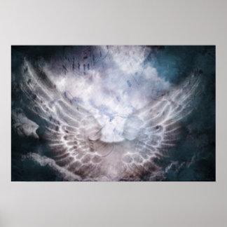 Copie angélique de voix posters