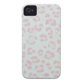 copie animale de jungle de guépard de roses pâles coque iPhone 4