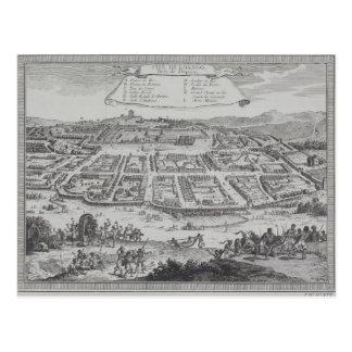 Copie antique du Congo Carte Postale