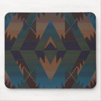 Copie aztèque Mousepad de conception de sud-ouest Tapis De Souris