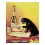 Copie bourgeoise d'absinthe grande affiches