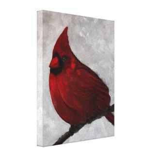 Copie cardinale de toile