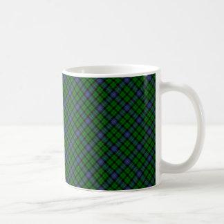Copie conçue par écossais de tartan de clan de mug