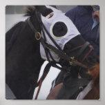 Copie d'affiche de course de cheval