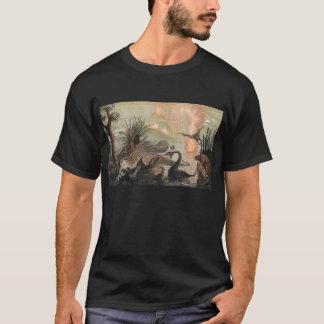 Copie d'antiquité du monde préhistorique t-shirt