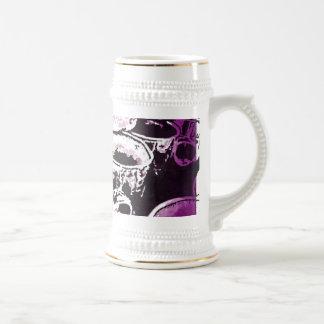 Copie d'aquarelle de tasses de café d'art de bruit