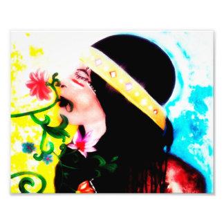 """Copie d'art de mur, décor à la maison 10"""" x 8"""" photo sur toile"""