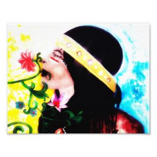 """Copie d'art de mur, décor à la maison 11"""" x 8,5""""  tirage photo"""