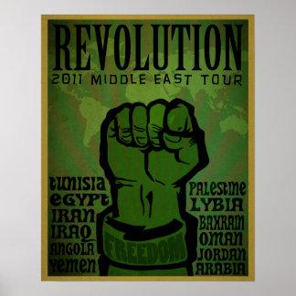 Copie de 2011 révolutions posters