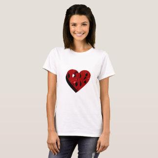 copie de 3D Lub (rouge) T-shirt