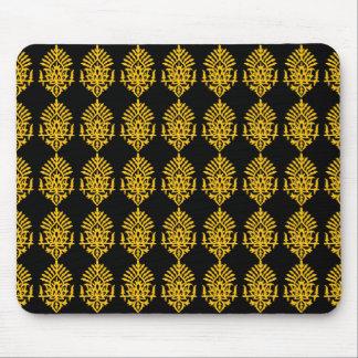 noir et jaune tapis pour souris et noir et jaune tapis de souris. Black Bedroom Furniture Sets. Home Design Ideas