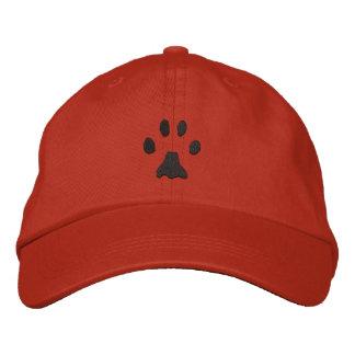 Copie de chat sauvage casquette brodée