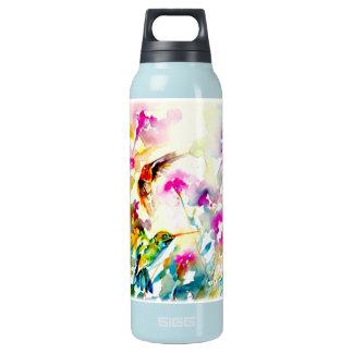 """Copie de colibri """"de pré lumineux"""" bouteilles isotherme"""