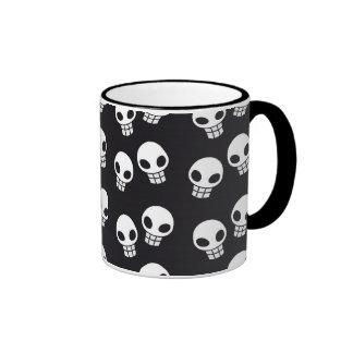 Copie de crâne mug ringer