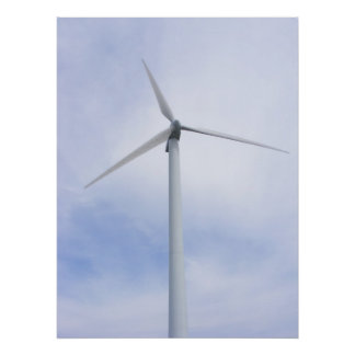 Copie de ~ de turbine de vent posters