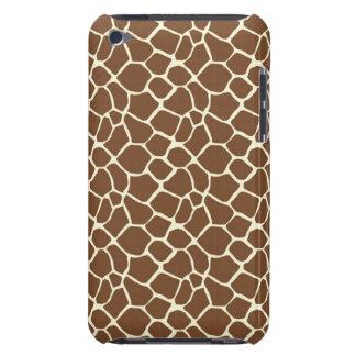 Copie de girafe coques barely there iPod