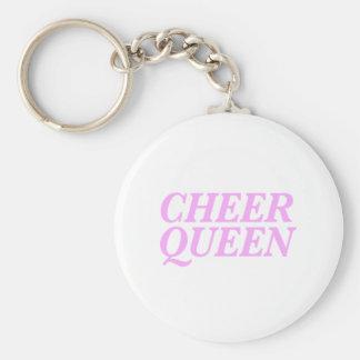 Copie de la Reine d'acclamation Porte-clés