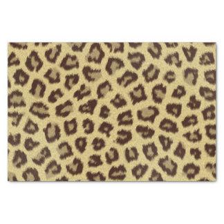 Copie de léopard/guépard papier mousseline