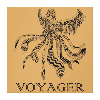 Copie de lustre de toile de Voyager Toiles