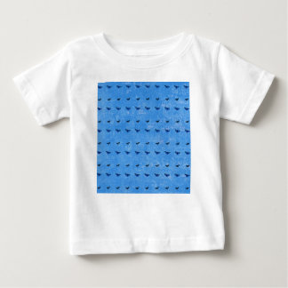 Copie de papillons t-shirt pour bébé