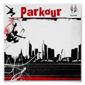 Copie de Parkour Posters