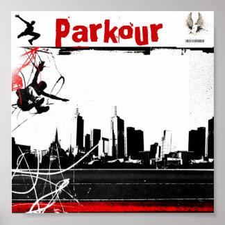 Copie de Parkour Posters