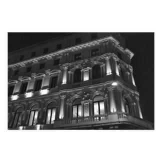 Copie de photo du bâtiment à Milan, Italie