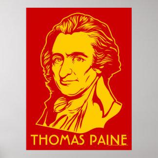 Copie de Thomas Paine Poster