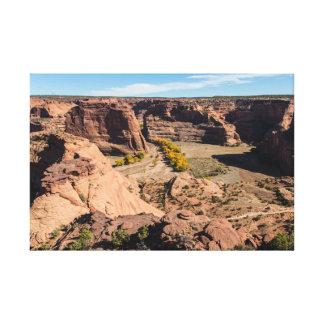 Copie de toile de Canyon de Chelly