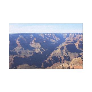 Copie de toile de canyon grand